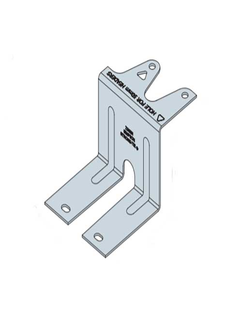 ZS Slotted Z Clip